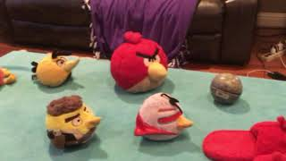 The Angry Birds Revolution:part 4:falling from space