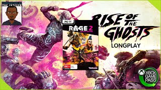 Rage 2 Rise of the Ghosts Longplay DLC (PC Gameplay Maxed 4K RTX 2080)