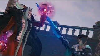 Final Fantasy Mobius FF8 Collaboration Sleeping Lion TRAILER