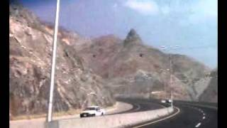 Taif Road Driving. 130.mp4