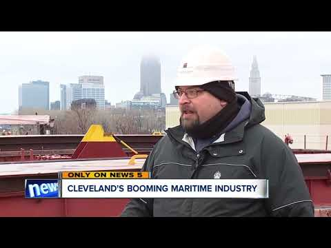 With Great Benefits And Pay, Jobs Are Available In Cleveland's Booming Maritime Industry