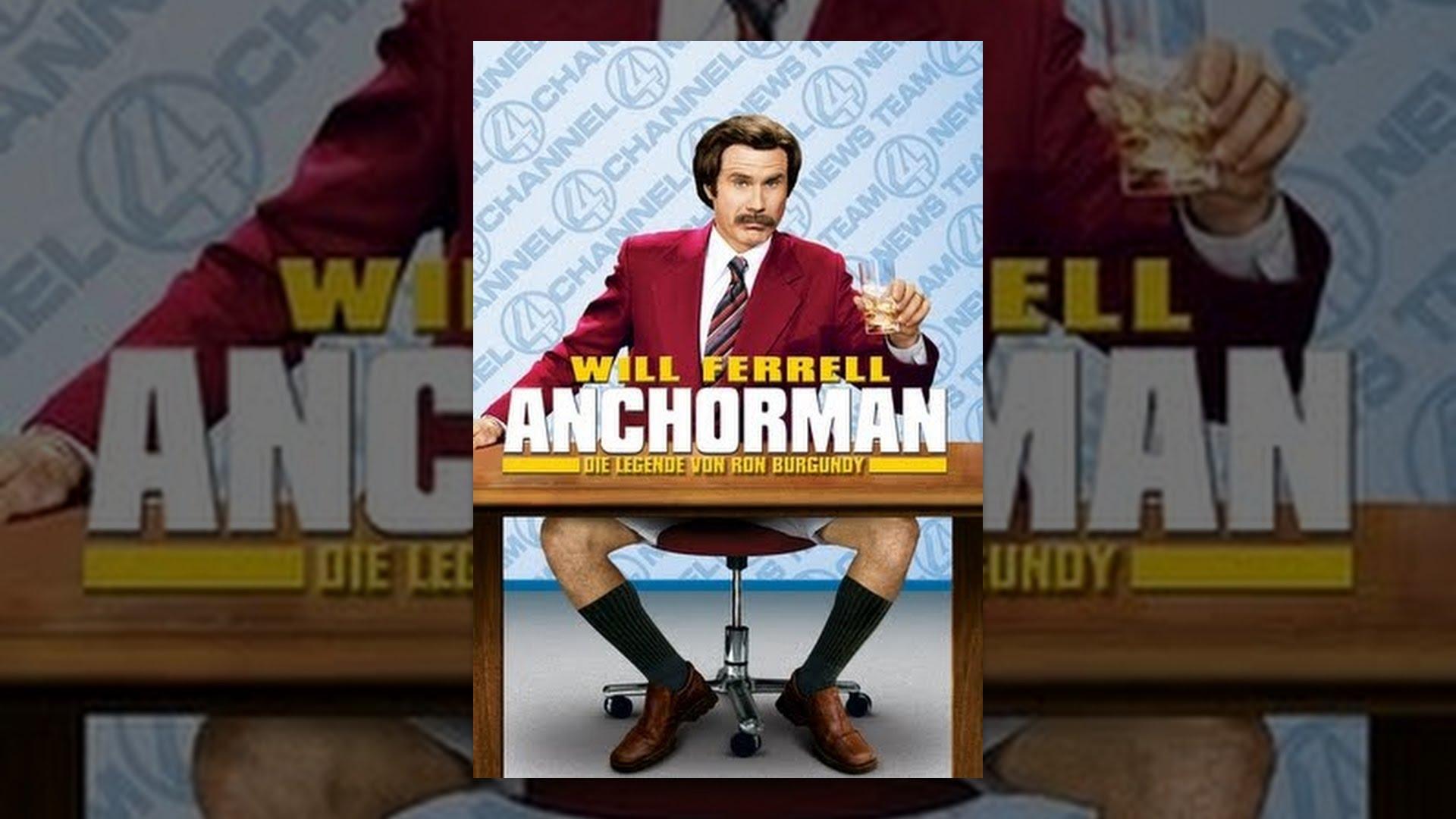 Anchorman Die Legende Von Ron Burgundy