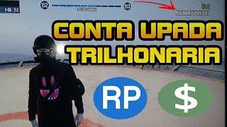 GTA V ONLINE - CONTA TRILHONARIA MOD PARA PS4 A VENDA