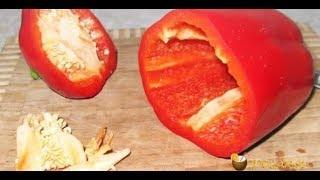Как мгновенно очистить болгарский перец / от шеф-повара / Илья Лазерсон / Кулинарный ликбез