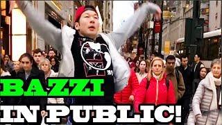 Bazzi - mine - Singing In Public!!