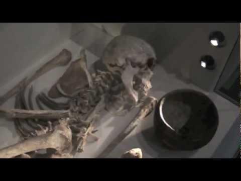 Cist burial