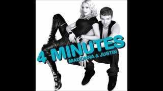 Madonna - 4 Minutes [Feat. Justin Timberlake & Timbaland] (Bob Sinclar Space Funk Remix}