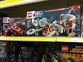 Toys R Us в Америке! Покупаем Lego Star Wars и Nexo Knights!