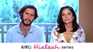 "Producers explain ""Hialeah"" the series"