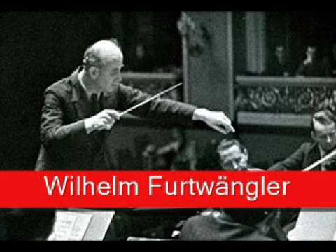 Wilhelm Furtwängler: Beethoven - Symphony No. 9 in D minor, 'Molto vivace' Op. 125