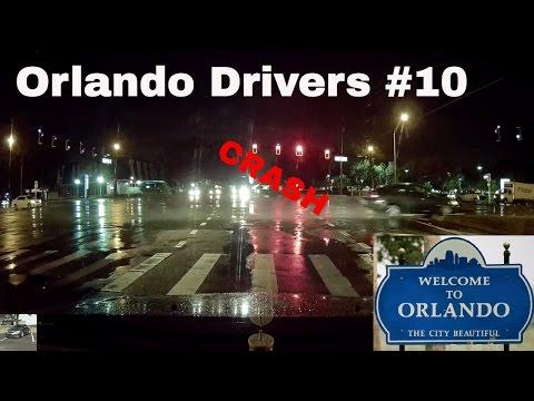 Orlando Drivers #10 crash edition