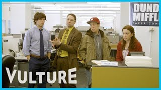 The Cast of The Office! A Musical Parody Turns Our Office Into Dunder Mifflin