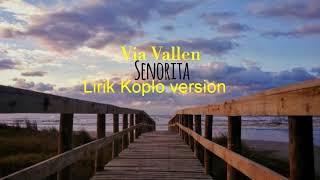 Lirik lagu Senorita ~ Via Vallen
