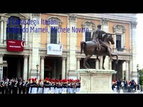 Il Canto degli Italiani - Inno Italia - Band der Bürgerwehr von Mengen
