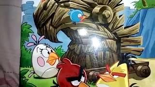 Angry Birds Komik #3 Umpan: Pengenalan Komik Terbitan Gramedia 2015