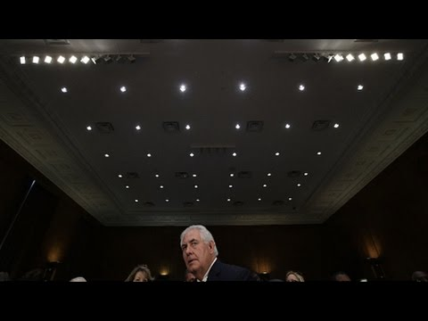 Tillerson Refuses to Acknowledge ExxonMobil's Efforts to Deceive the Public on Climate Change