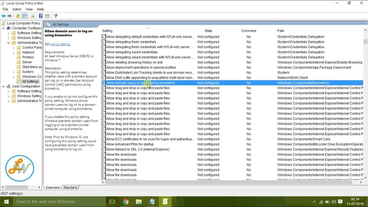 service host windows biometric high cpu