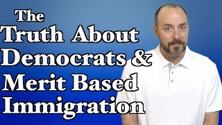The Truth About Nancy Pelosi & Merit Based Immigration.
