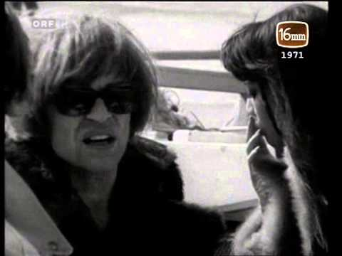 Klaus Kinski im ORF-Interview (1971)