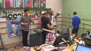 [Eng Sub] 150707 BTOB Kiss The Radio Full