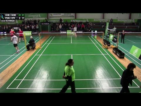 Irish National Championships 2017-18 - Day 2 - Court 4