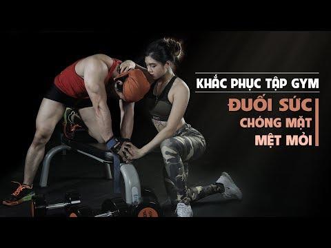 DN VLog - Tập gym đuối sức, mệt mỏi, chóng mặt - Nguyên nhân và cách khắc phục