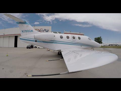 Bad Weather private jet flight into Beaver Creek, Colorado