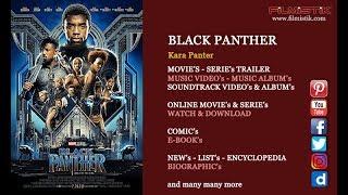 Black Panther / Kara Panter - Trailer 2 (türkçe dublaj fragman)