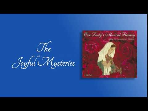 Joyful Mysteries of the Rosary in Song      Donna Cori Gibson