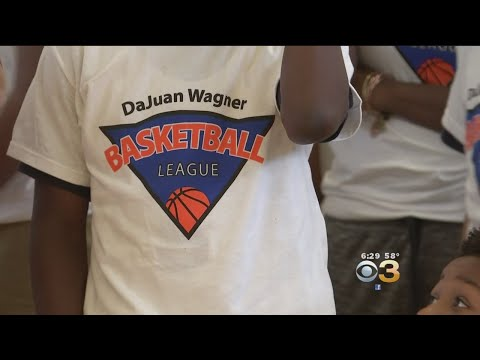 City Of Camden Relaunches Middle School Basketball Program