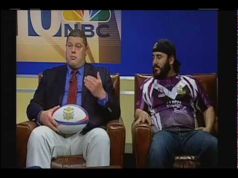 Rhode Island Rebellion Rugby League on Cox Sports Varsity Life