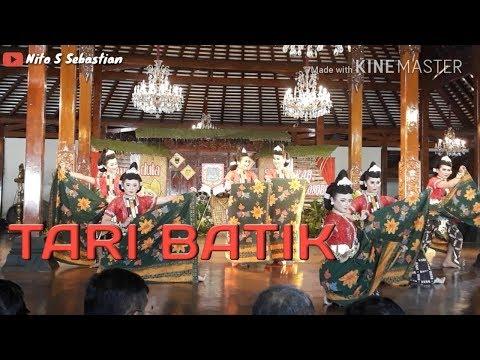 TARI BATIK_PENTAS SENI DI ANJUNGAN JAWA TENGAH//WISATA BUDAYA