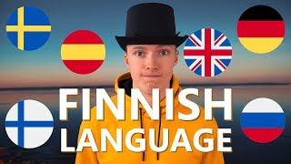 Finnish compared to other languages 🇫🇮🤯