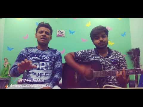 Aa bhi jaa tu kahin se || Sonu nigam ||Acoustic version ||Amyra dastur||T-Series ||cover song