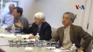 Việt - Trung khẩu chiến về công hàm Phạm Văn Đồng
