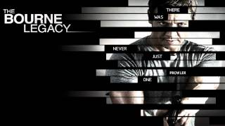 The Bourne Legacy (2012) Aaron Run! (Soundtrack Score)