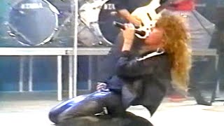 Скачать EUROPE The Final Countdown Rock The Night 1986