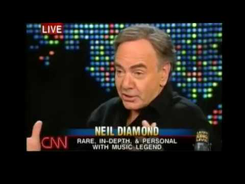 Neil Diamond on Larry King 2003