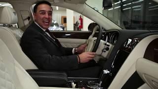 Bentley Flying Spur V8 S 2017 Videos