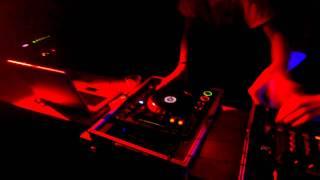 Roman Cleiss plays Danny Dove, Ben Preston - Falling (Disfunktion Remix) @ Gala Supelec 2010