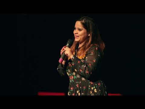 Widening perspectives with a voice over radio. | RJ Heena | TEDxJSSATE