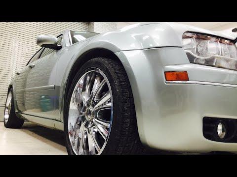 Đánh bóng và phủ Ceramic Chrysler 300 - Chăm sóc xe hơi chuyên nghiệp - đánh bóng ô tô