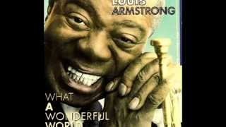 Louis Armstrong  Kenny G   What a Wonderful World