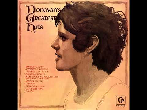 "Donovan ""Donovan's Greatest Hits"" 1969 (Vinyl 1976 UK repress)"