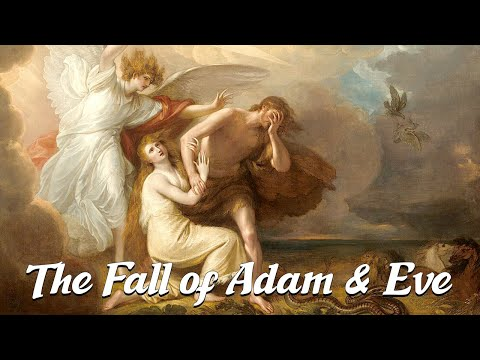 The Fall of Adam & Eve (Biblical Stories Explained)