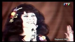 Zeynəb Xanlarovanin   Daşkənd şəhərinde  super  konserti