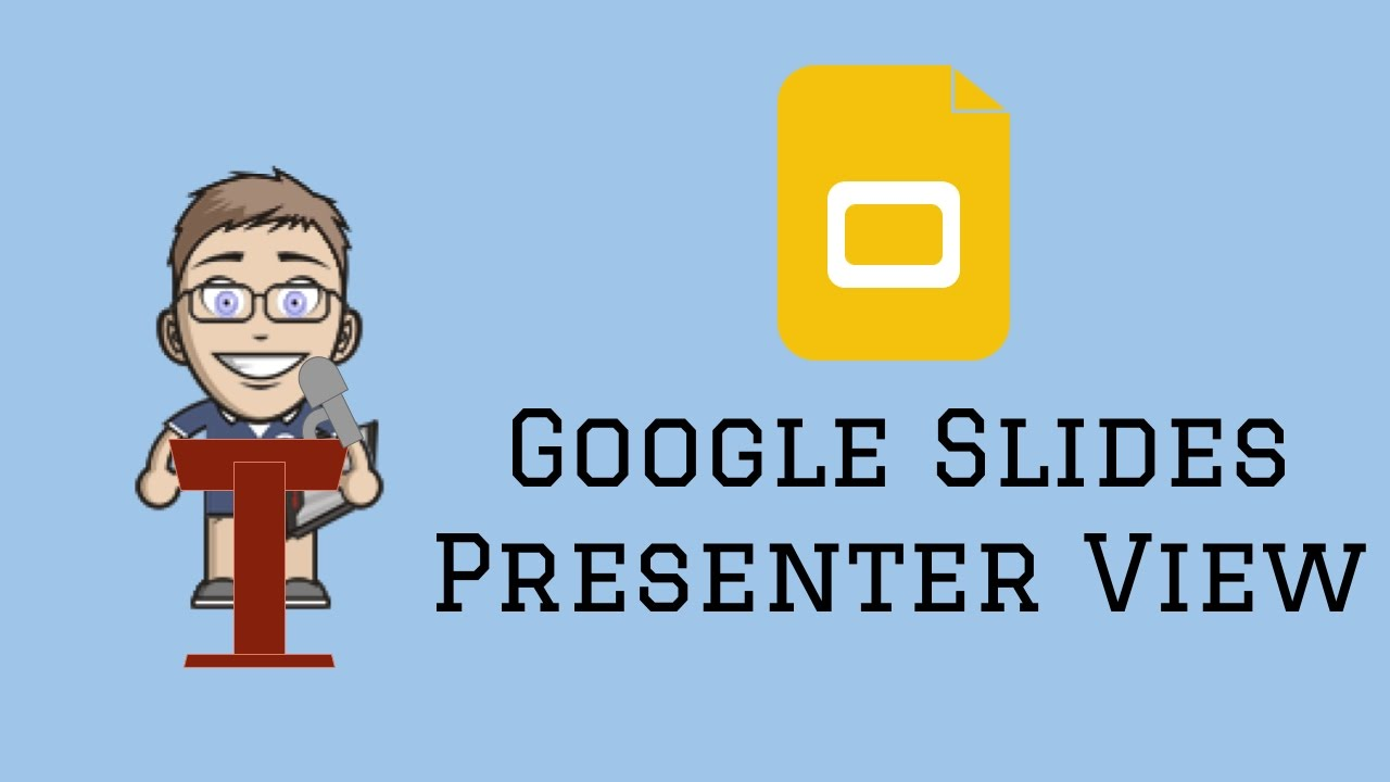 4ccf8cd267d Google Slides Presenter View - YouTube