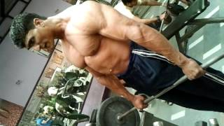 Mr. Vinay (Mr. India) Fitness Future Gym
