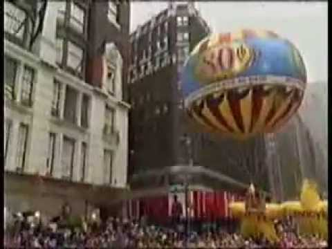 Macy's Thanksgiving Day Parade 2006 (incomplete)
