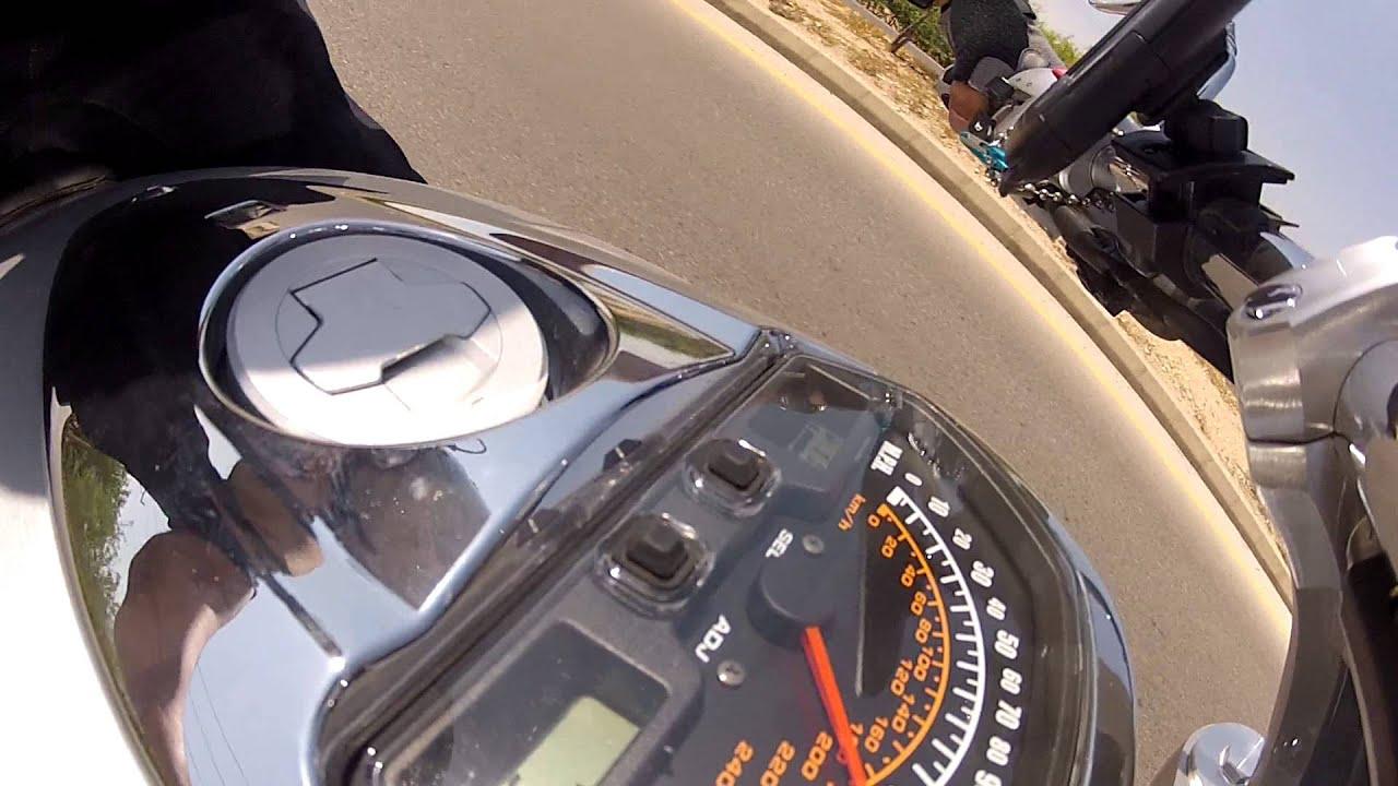 Suzuki Boulevard Mtop Speed